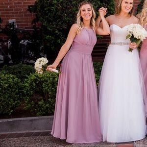 be2b82feb3a Azazie Dresses - AZAZIE Bonnie Bridesmaid Dress in Dusty Rose